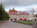 Novosobornaya Square is one of the favourite places of Tomskers